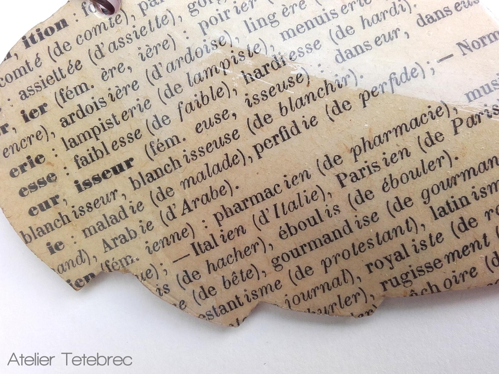 Blatt Lexikon Detail