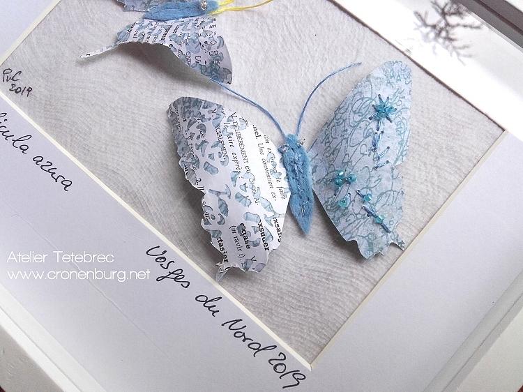 Paper Art Butterfly