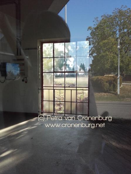 Fensterspiegelungen